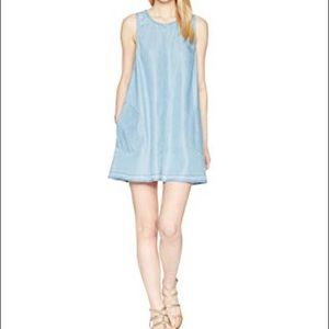 RVCA Release Chambray Dress size XS